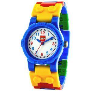 LEGO Kids' Make-N-Create Watch w/interchangeable links, only $15