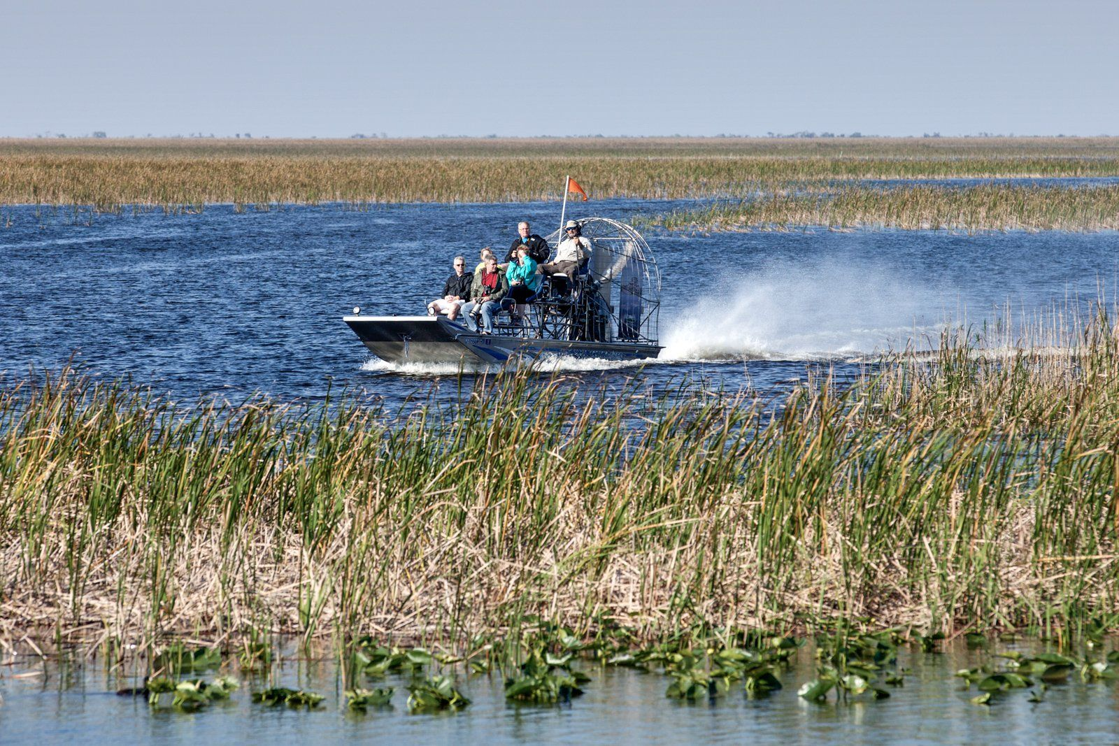 How To Visit The Florida Everglades By Airboat Places I