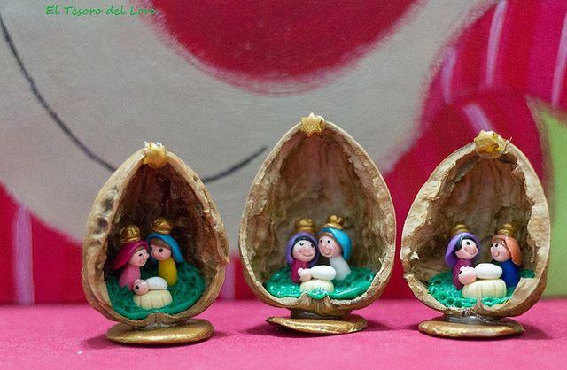 Mini nacimientos, pesebres, belenes | Flickr: Intercambio de fotos