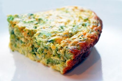 This is my go-to quiche base recipe, I just throw whatever combination of vegetables I have in, and it turns out great!