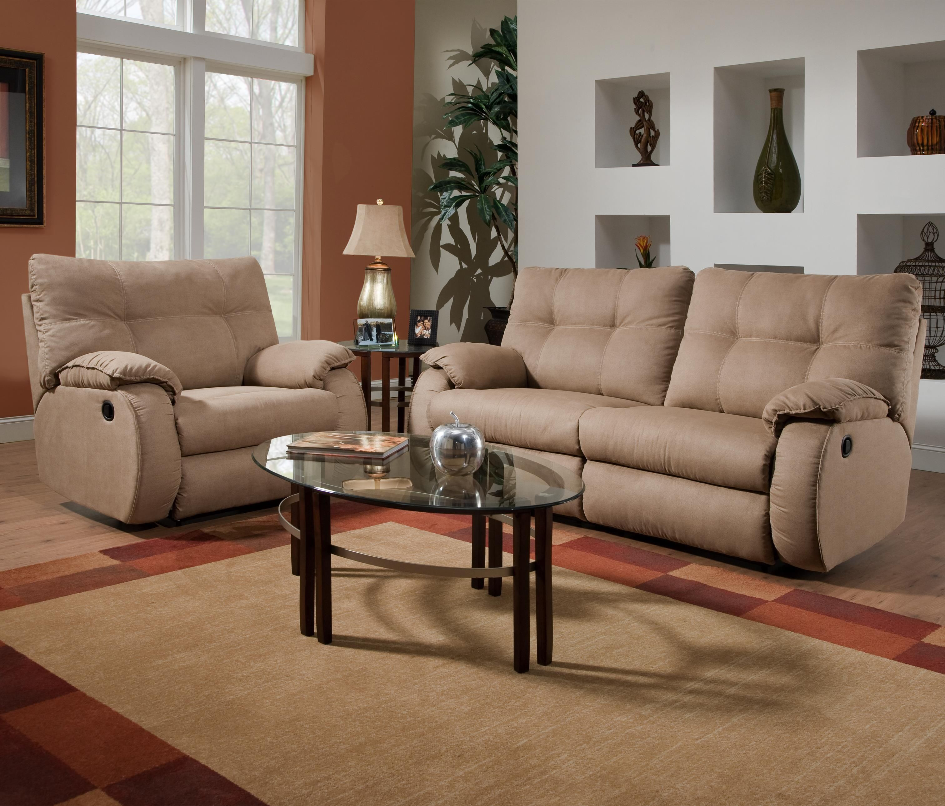 Dodger Power Reclining Sofa by Southern Motion Available at Turk