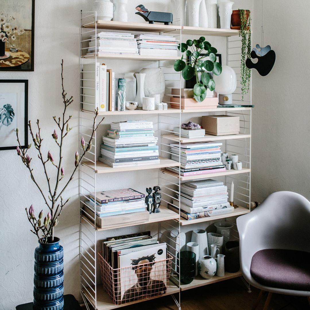 Pin auf Bücherregale