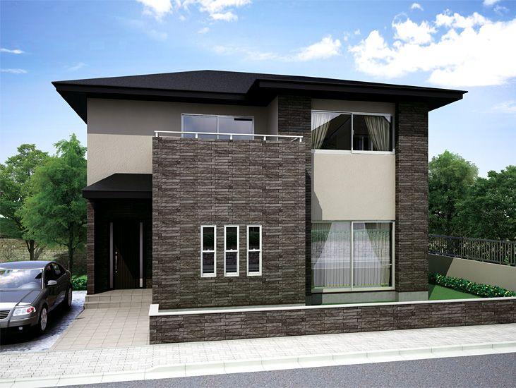 外壁 イメージギャラリー タイル建材 Biz Lix 商品情報サイト