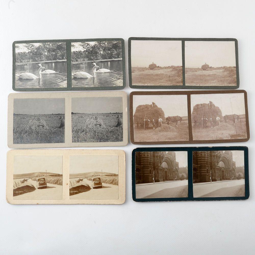 Collection amateur photo set