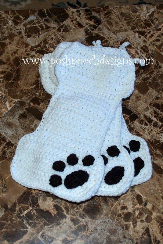 Knitting Pattern for a bone design dog blanket