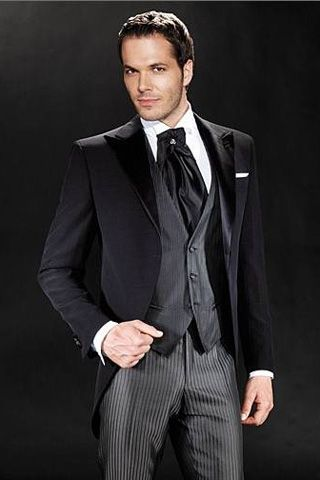 Tuxedo Tails Black Tie Wedding Google Search