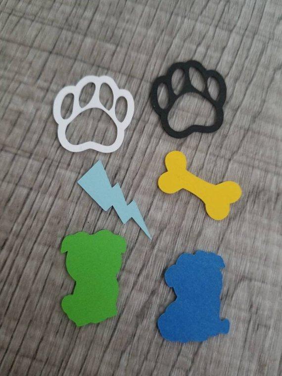 Puppy Dog Pals Birthday Puppy Dog Pals Decorations Table Confetti 250 Pieces Birthday Pals
