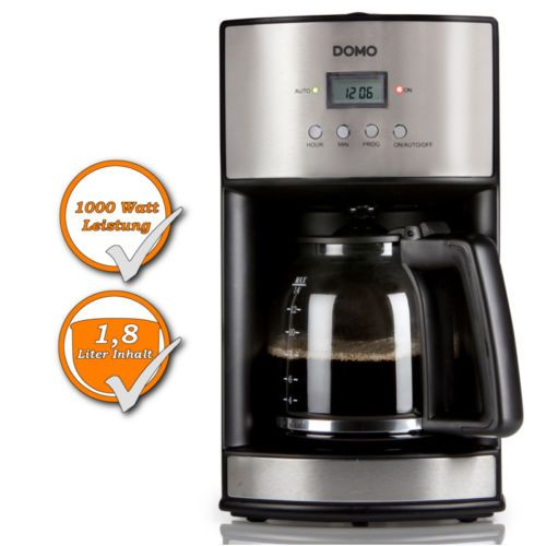 Coffee machine 60.9oz 14 cups 1000w timer glass #pitcher #camping #household,  View more on the LINK: http://www.zeppy.io/product/gb/2/121767466200/