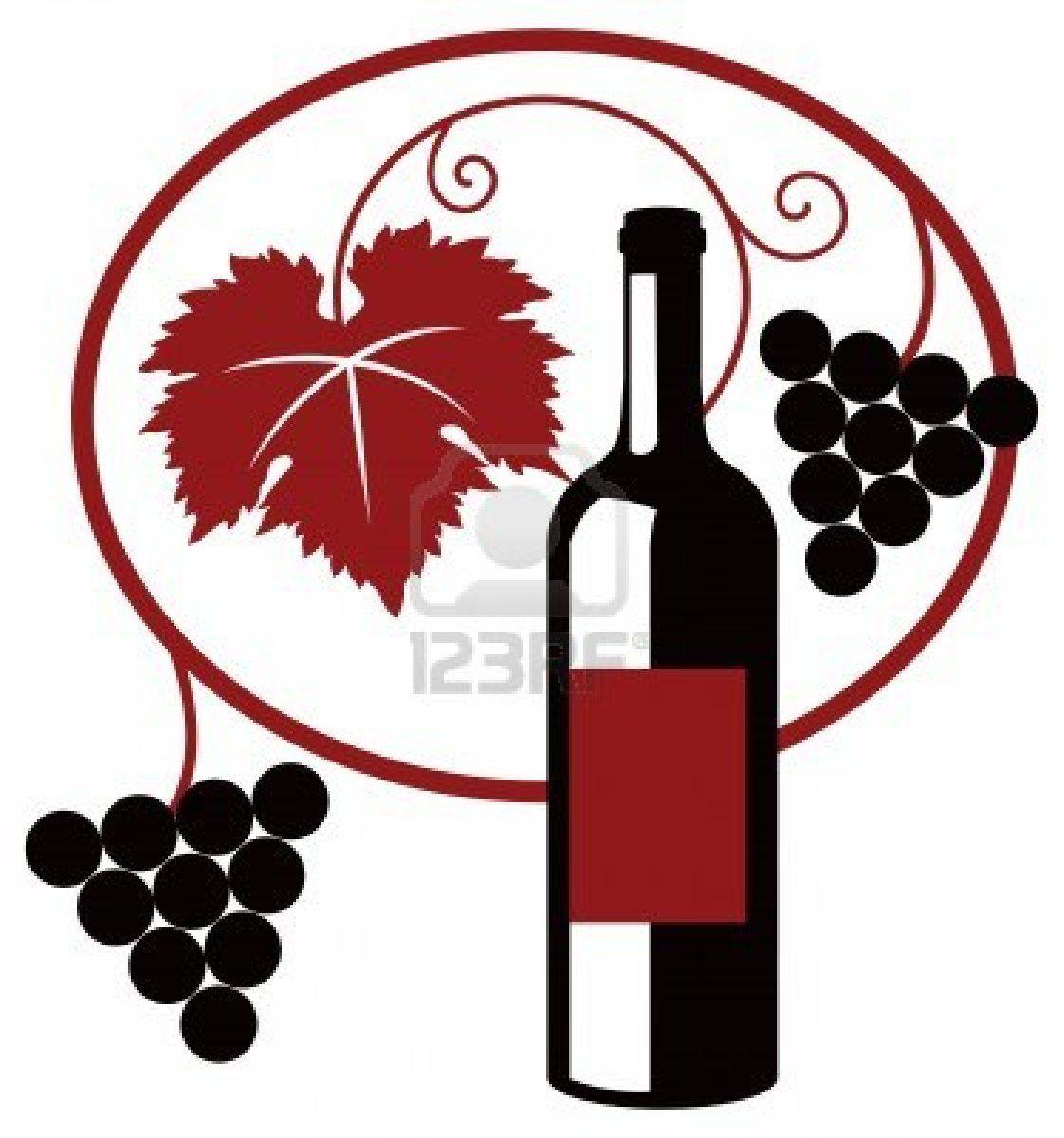 Stock Vector Wine Wine Glass Decals Illustration
