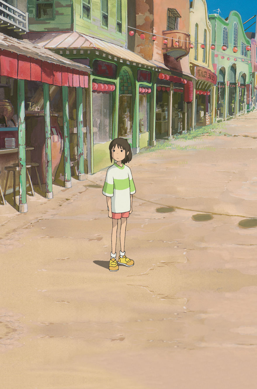 Celebrate The 31st Birthday Of Studio Ghibli With These 73 Wallpapers For Smartphones