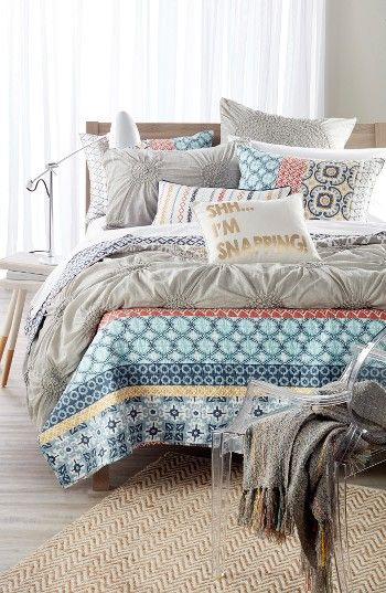 Nordstrom At Home Chloe U0026 Levtex Sadie Bedding Collection Available At # Nordstrom. Bedroom ...