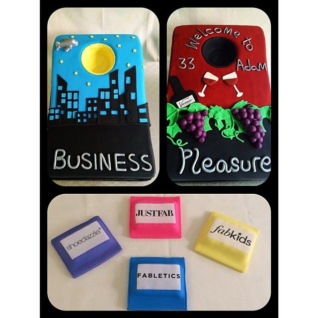 Customized corn toss cakes and bean bags for JUSTFab http://instagram.com/wellkneadedbakery