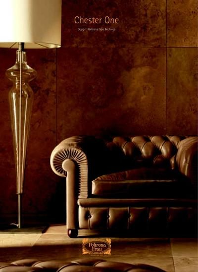 Our Poltrona Frau Chester One Sofa   Must haves.   Pinterest ...