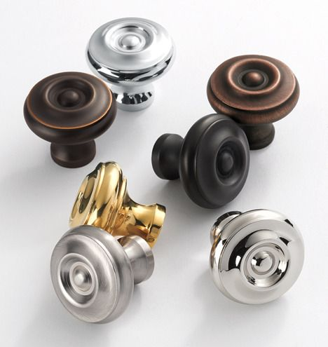 ringed cabinet knob hardware doors and kitchens