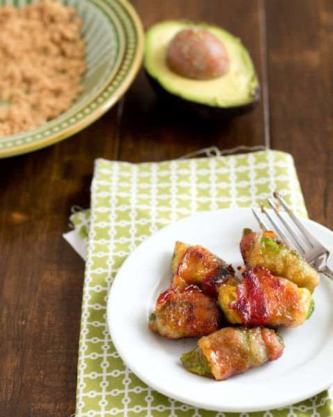 Literally, all I need in life is bacon and avocado.Get the recipe from Oh, Sweet Basil. - Courtesy of Oh, Sweet Basil
