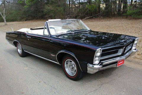 1965 Pontiac Gto Convertible For Sale 1724164 Hemmings Motor News 1965 Pontiac Gto Pontiac Gto Gto