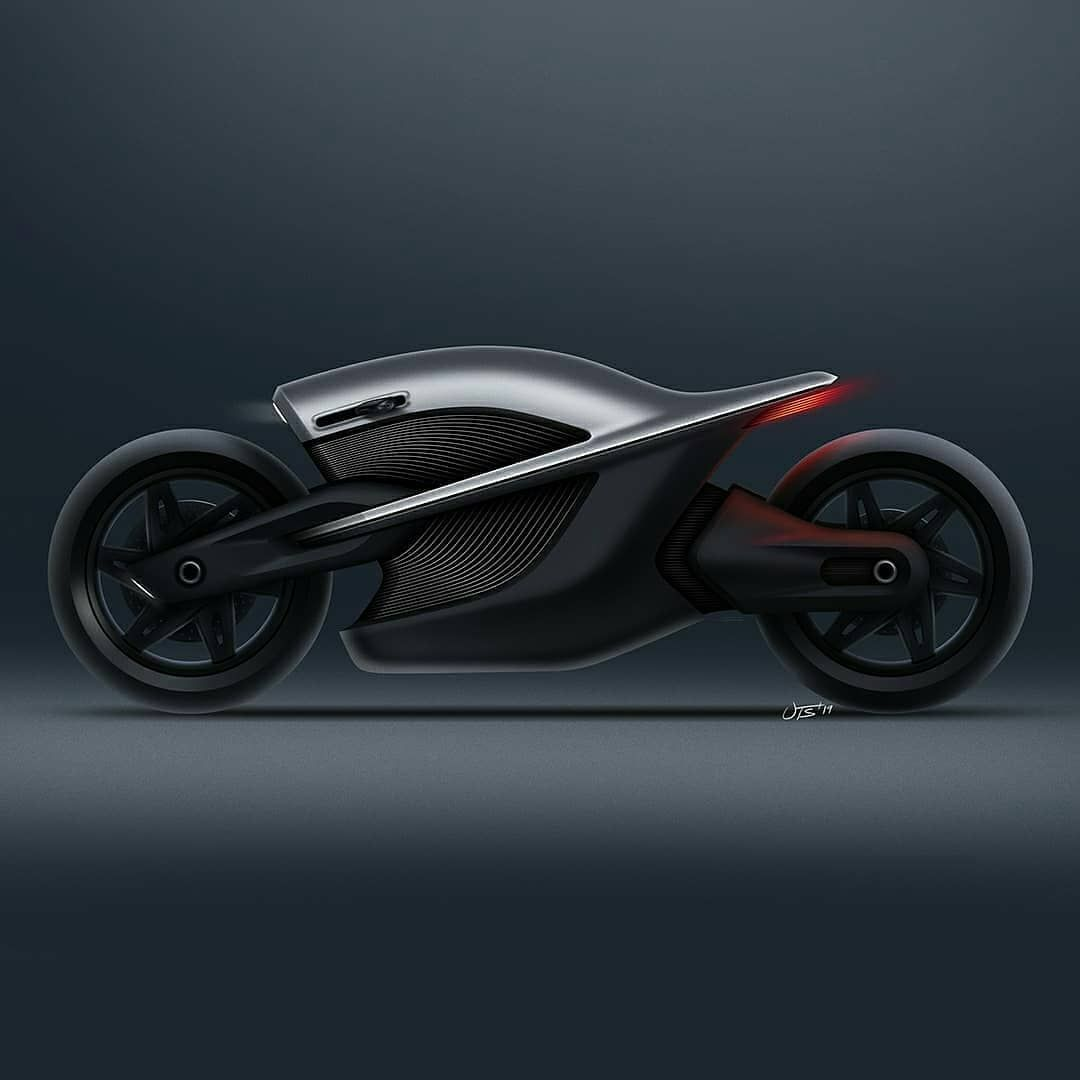 The Trishula Electric Concept Bike Design By Utsav911 Is Another