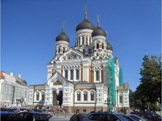 Russian Orthodox Church Thus In