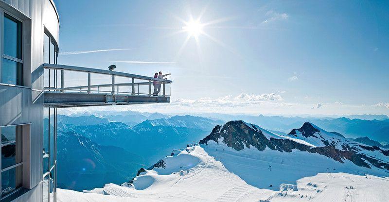 Austria Zeel Am See Zima