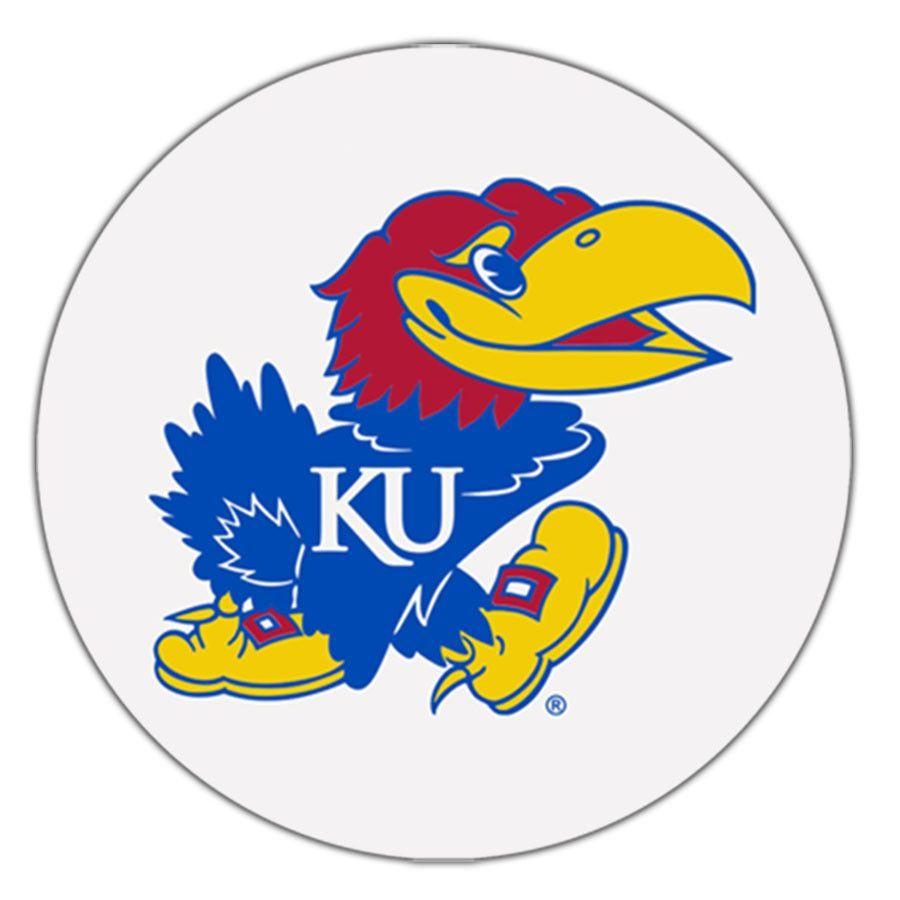 University Of Kansas Collegiate Coaster Kansas Jayhawks