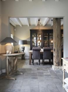 Baum   Wohnzimmer. Woonmagazine. Those Big Table Lamps Fits Nicely In This  Room. Bathroom Modern, Kitchen