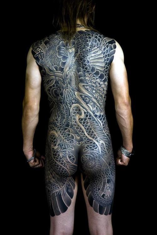 yakuza tattoo tumblr