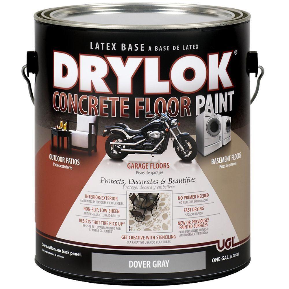 Best Of Drylock Basement Paint