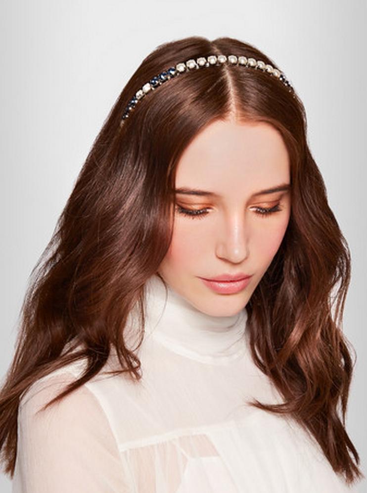 242405746559 Net a Porter- Miu Miu stone headband