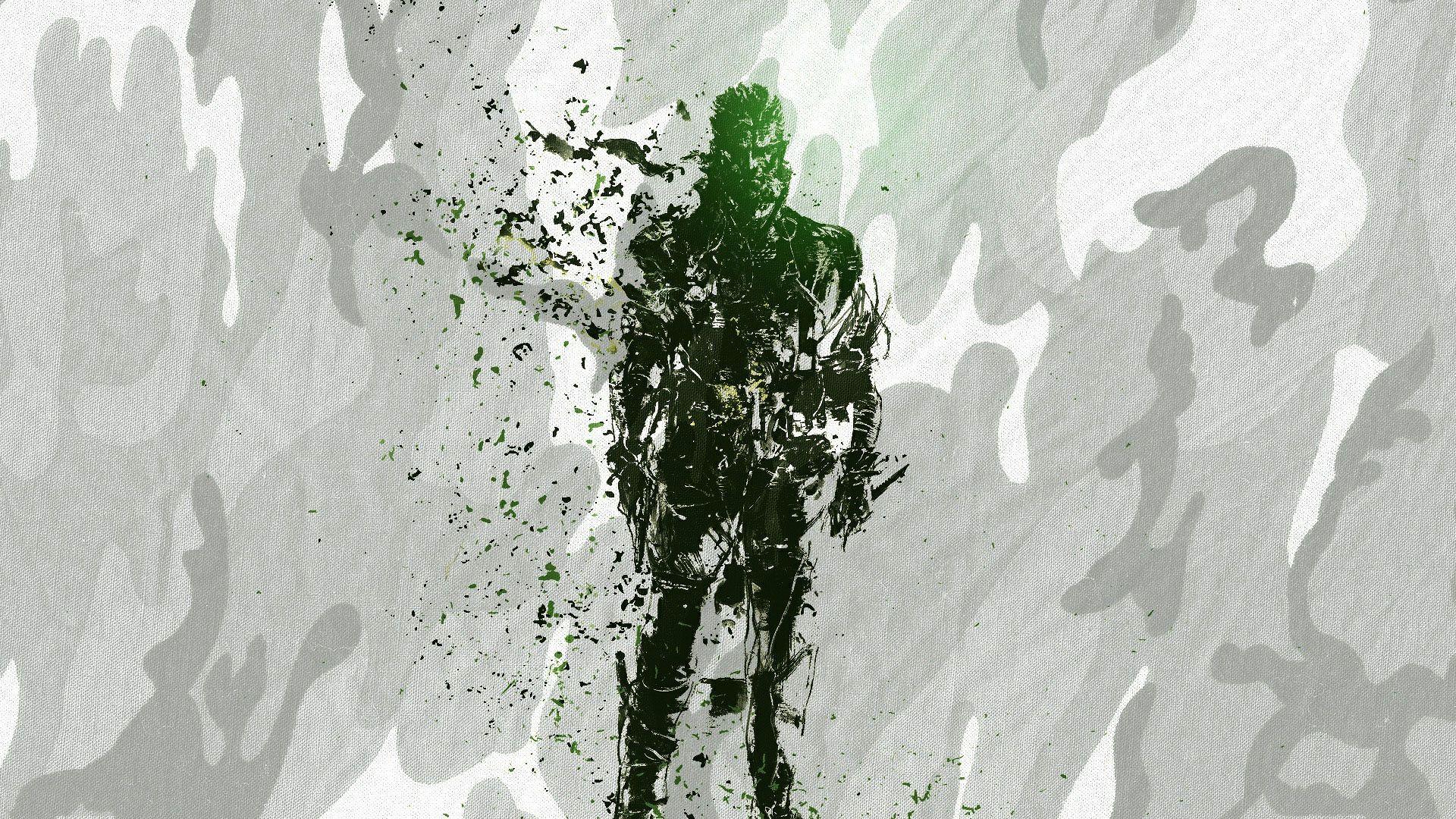 Pin On Metal Gear Solid V The Phantom Pain