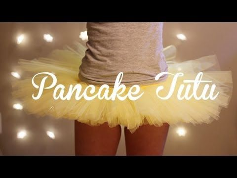 61a3dfdc5cc2 HOW TO MAKE A TUTU STIFF {PANCAKE TUTU} | Ballet | Ballerina Costume ...