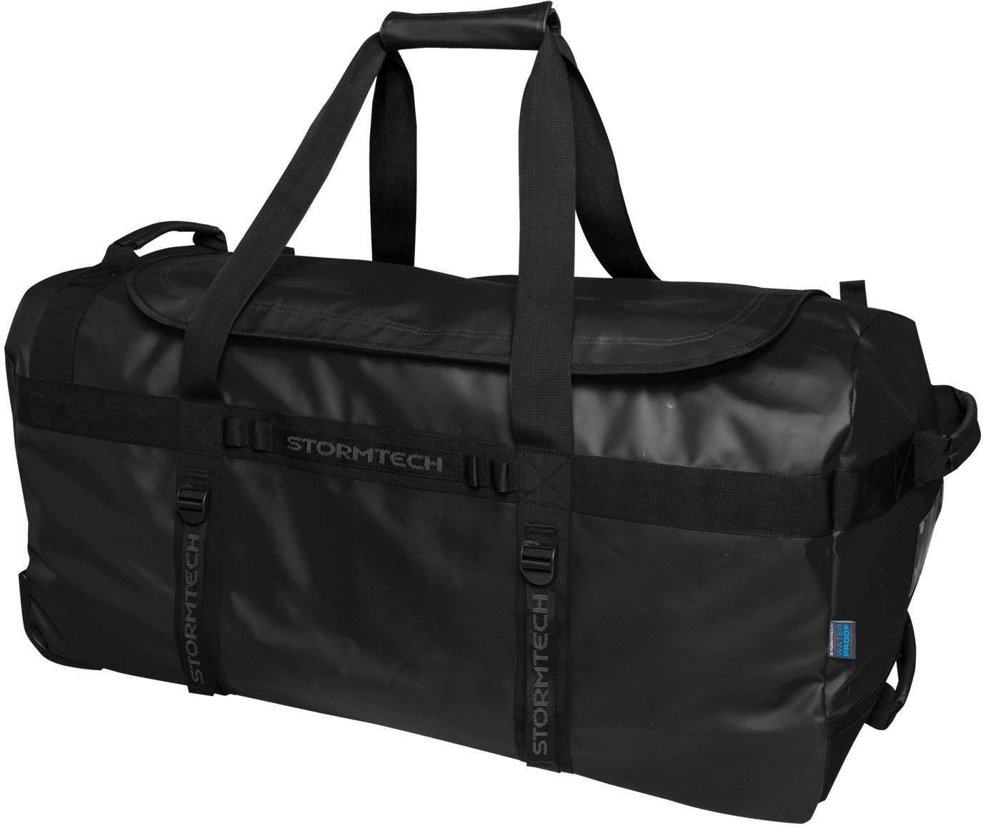 5a9f70d6496 TRIDENT WATERPROOF ROLLING EQUIPMENT BAG - GBW-3-ONE SIZE-BLACK ...