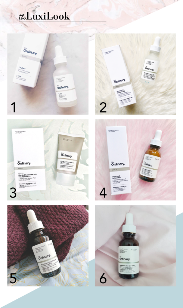 Review Of The Ordinary Skincare Line And A List Of Their Best Products The Ordinary Skincare How To Grow Eyebrows Natural Hair Mask