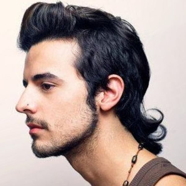 Best Hairstyles For Men Mullet Hairstyle Mens Haircuts Short Mens Hairstyles