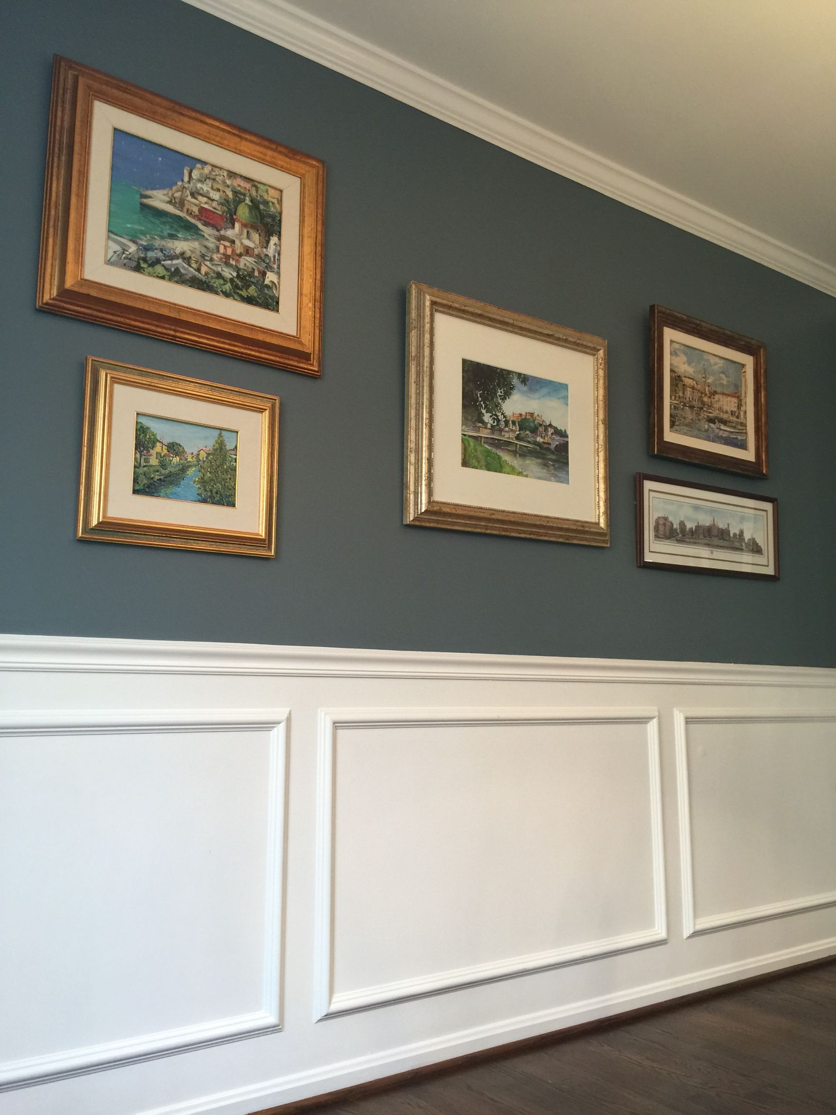 Smoke Stack Gray By Benjamin Moore Paint Colors In 2019