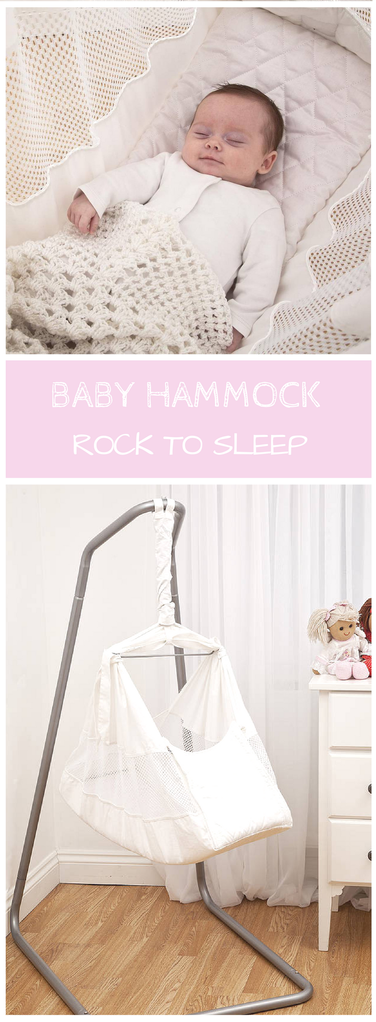 This baby hammock baby swing crib is so great it is really a must