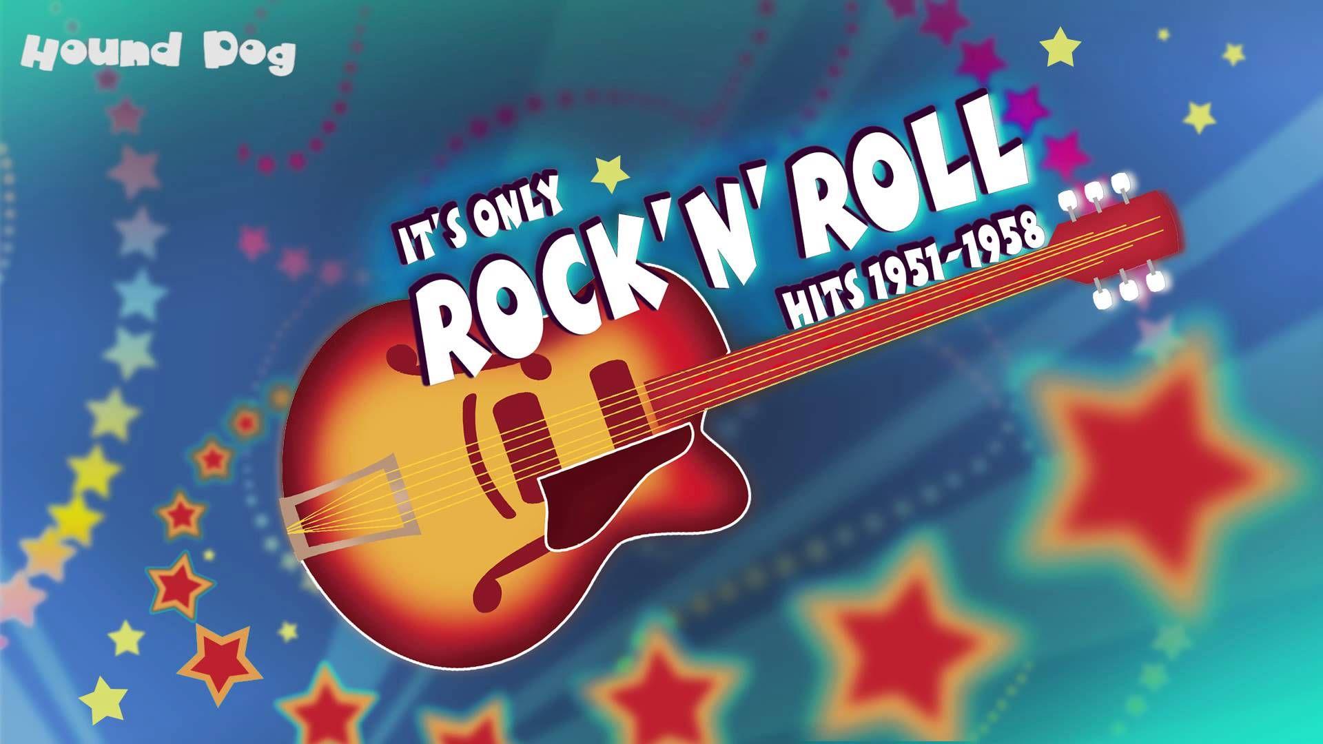 Elvis Presley Hound Dog Rock N Roll Legends R N R Lyrics Boogie Woogie Unforgettable Song Bobby Freeman