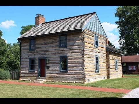Historic Places in Ohio with Log Cabins - Bing images