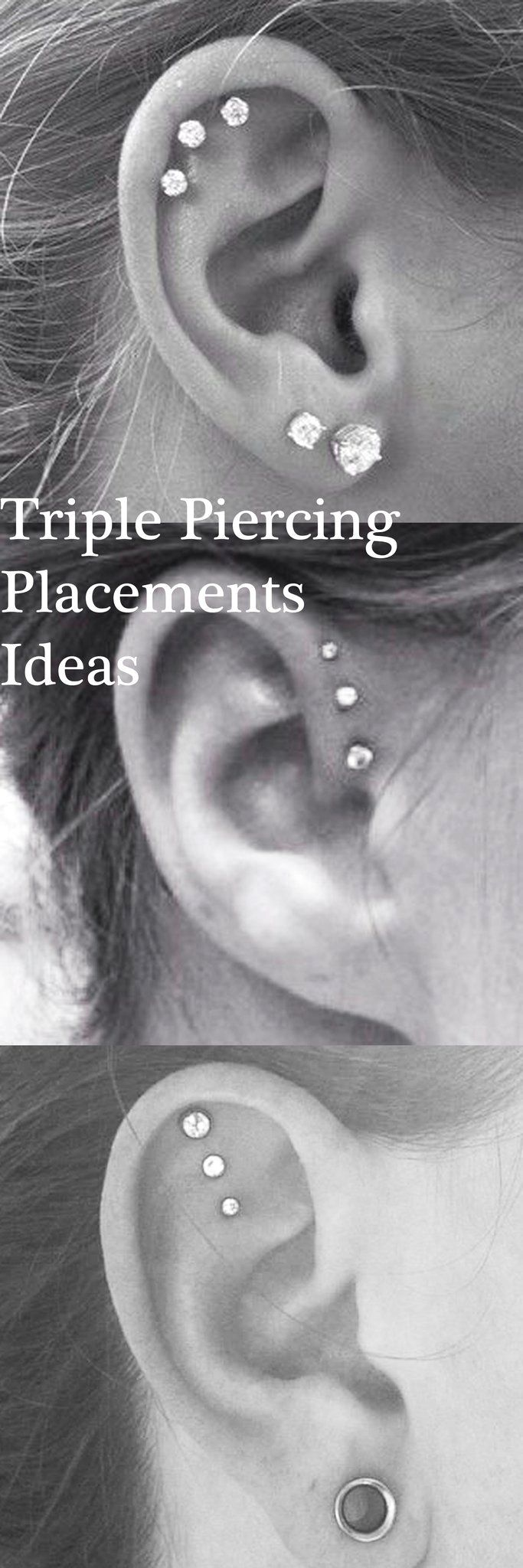 Bump after piercing  Cute Ear Piercing Id Cute Ear Piercing Ideas at MyBodiArt