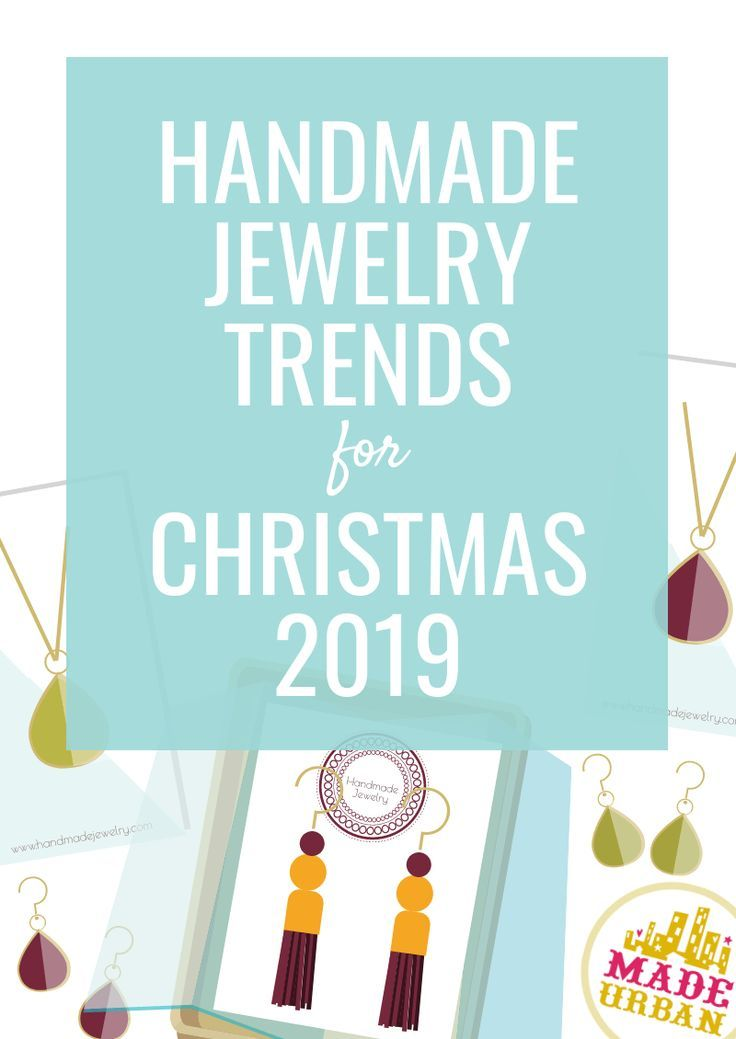Handmade Jewelry Trends - Made Urban