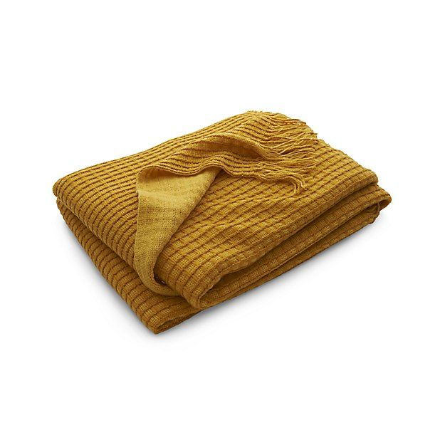 wrap yourself in the warmth of blankets and throws from crate and barrel browse a