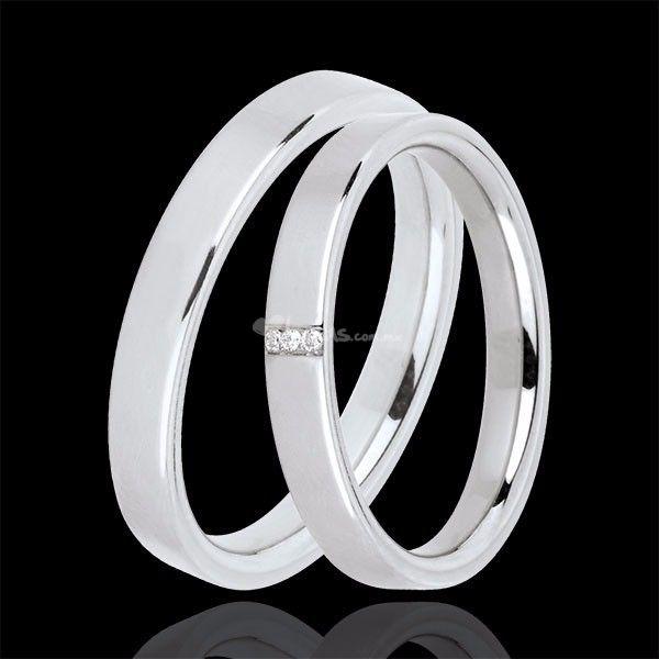 Pin En Wedding Rings