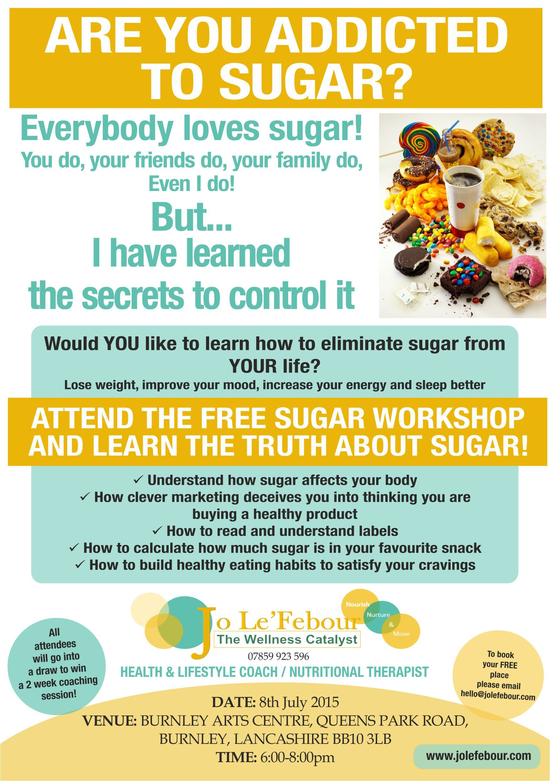 images 8 Ways To Beat Your Sugar Addiction