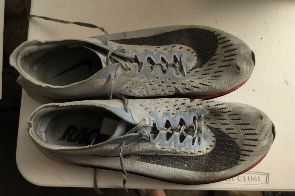 6f7fa08b6c29 Nike Zoom Vaporfly 4% Vast Grey Size 13 Vapor Fly Running Racing Shoe  Preowned  fashion  clothing  shoes  accessories  mensshoes  athleticshoes  (ebay link)