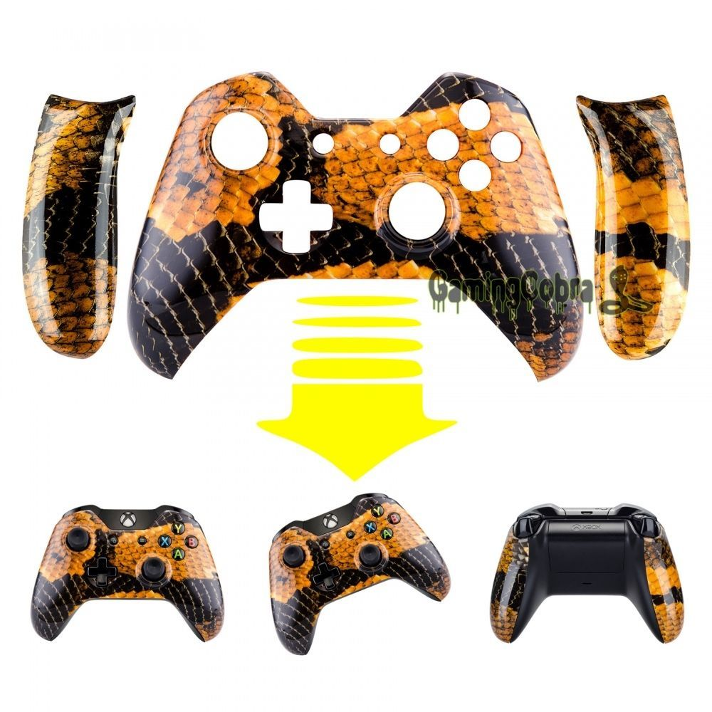 $9 89 - For Xbox One Controller Shell Handle Panels