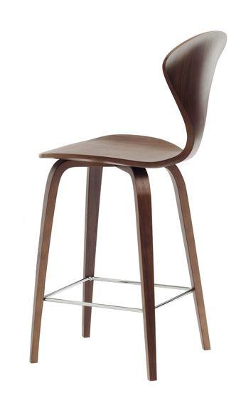 Inspirational Modern Wood Bar Stool