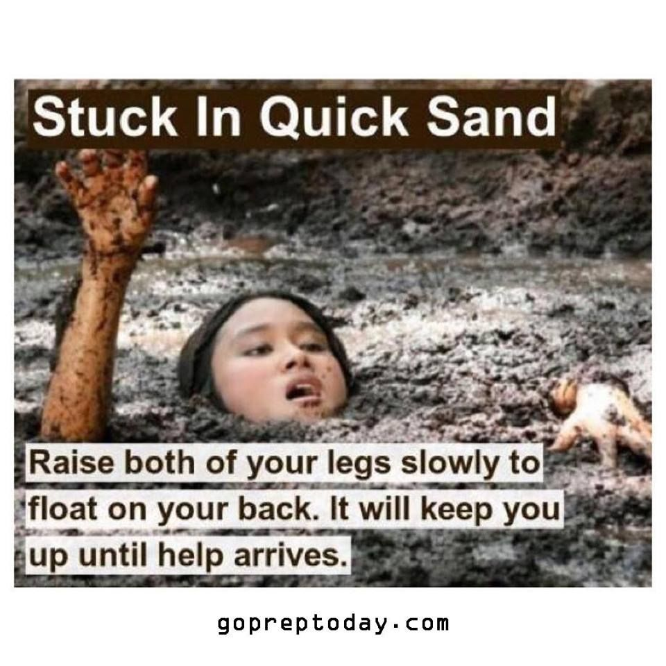 Stuck in quick sand!! . . . . . . . . . . #Campground # ...
