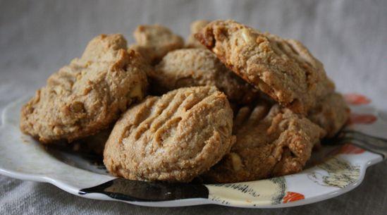 vegan pb cookies