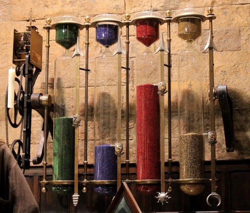 Hauspunkte Hogwarts Harry Potter Miniaturen Harry Potter Halloween Ravenclaw