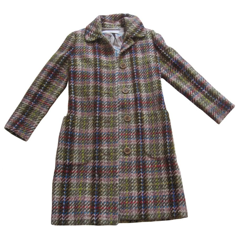 084018b2547 CACHAREL COAT | What Barbara bought... | Coat, Wool coat, Clothes ...