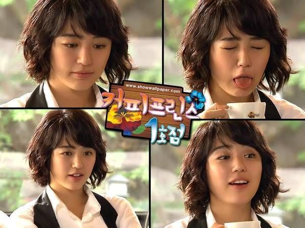 Best Scene From The Last Episode T3t Coffee Prince Short Hair Styles Prince